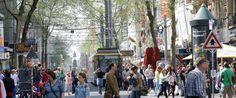 Verkaufsoffener Sonntag in Karlsruhe