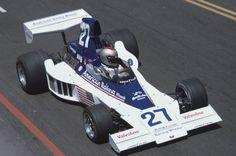 1976 GP USA (Long Beach) Parnelli VPJ4B - Ford (Mario Andretti)