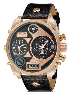 """WATCHES FOR MALES Found At """"TRIPLECLICKS""""!! 