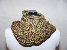 Bomullsscarf olivgrön 129:- @ http://decult.se/store/products/bomulls-scarf-oliv