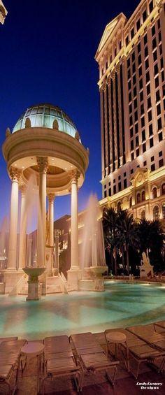 Ceasars Palace Las Vegas | LadyLuxuryDesigns