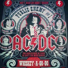 AC/DC,, Whiskey-A-Go-Go