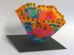 Fun! Fun! Fun! That is my take away from the Dale Chihuly sculpture lesson I just finished with my 3rd graders. They loved studying his wor...