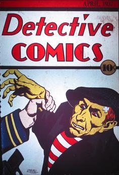 Detective Comics 002 (1937)
