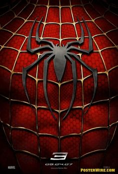 Spiderman 3 lenticular
