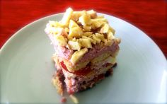 Dit recept Aardbeien Tiramisu heb ik te danken aan Fabienne die dit recept met me wilde delen. Ik heb het afgelopen weekend gemaakt en het is echt lekker!