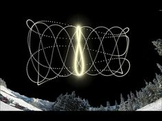 8 year Analemma thread. The path of the sun.