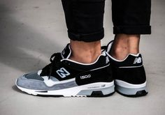 """New Balance 1500 """"Dusty Blue"""" Nb Sneakers, Sneakers For Sale, Running Sneakers, Running Shoes For Men, Sneakers Fashion, Lacoste Sneakers, Yellow Sneakers, Dope Fashion, Sneaker Outfits"""