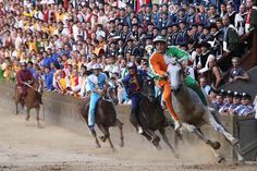 Are you travelling in Tuscany? Have you always dreamed of visiting Siena during the Palio? Find out how you can make the most of this historical race with Tuscany Now!