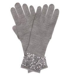 Sequin Gloves