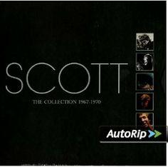 Scott Walker The Collection Vinyl Box #christmas #gift #ideas #present #stocking #santa #music #records