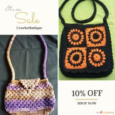 10% OFF on select products. Hurry, sale ending soon! Check out our discounted products now: https://orangetwig.com/shops/AACIjbx/campaigns/AACIlOB?cb=2016002&sn=Crochetbutique&ch=pin&crid=AACIlNz.