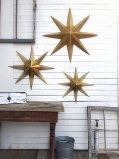 Mid Star Wall Decor , Stars, Texas Star, Mid Century Modern, Country Star