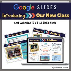 Try this alternative to an All About Me Book for a Back to School activity! This community building Google Slides activity has students create their own slide to share about themselves while building a class slideshow. Use technology to engage your students with this fun beginning of the year activity!