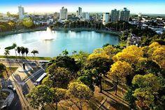 João Pessoa Cidade Verde do Mundo
