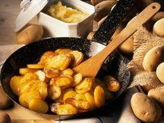 Картофель. Блюда из картофеля