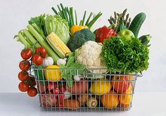 Basket Full of Nutrition