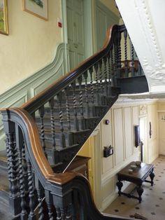 Pretty staircase!