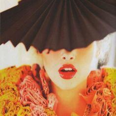 Ellen von Unwerth, Vogue France