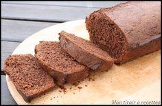 Mon tiroir à recettes - Blog de cuisine: Moelleux au chocolat et à la fleur de sel de Pierr...