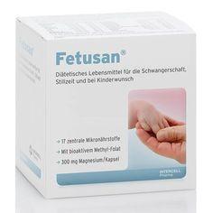 Supplements for pregnancy FETUSAN capsules 30 pcs