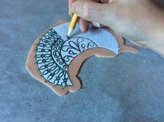 Mini Tutorial: Clay Molds for Worbla | Cosplay Amino