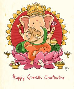 Wallpaper Pictures, Pictures Images, Hd Images, Gif Greetings, Hd Gif, Status Wallpaper, Dream Drawing, Ganesh Utsav, Happy Ganesh Chaturthi