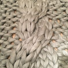 Giant knitting blankets and throws lovingly handmade with cloud soft luxurious merino unspun chunky wool roving Knitted Blankets, Merino Wool Blanket, Giant Knitting, Extreme Knitting, Big Knits, Chunky Wool, Snuggles, Beautiful Hands, Cable