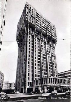 torre velasca anni 60 - Cerca con Google