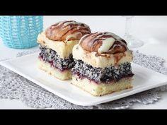 "Ciasto ""Pijak"" - YouTube Baking Recipes, Cake Recipes, Food Cakes, Cheesecake, Sweets, Cheat Sheets, Youtube, Cooking Recipes, Cakes"