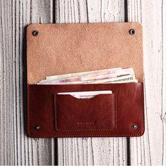 Cuero genuino de las mujeres de carteras y billeteras largas de los hombres , la moda de cuero carteras bolsos fruncen el envío libre al por mayor / dropshipping