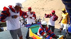Funny Moments & Crashes - Red Bull Soapbox Race 2013 Oman (VIDEO)