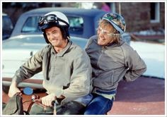 """It's officially happening. Later this Summer, Jim Carrey and Jeff Daniels will return as Harry and Lloyd in a sequel to """"Dumb and Dumber. Jim Carrey, Lauren Holly, Marlon Wayans, Good Comedy Movies, Great Movies, Awesome Movies, Awesome Stuff, Steve Carell, Monty Python"""