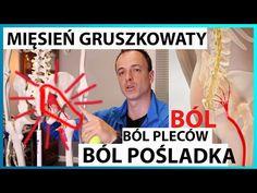 Jak pozbyć się bólu pośladka? mięsień gruszkowaty ćwiczenia PSEUDO RWA KULSZOWA-Gruszkowa? - YouTube Physical Therapy, Physics, Massage, Yoga, Exercises, Youtube, Sport, Diet, Deporte