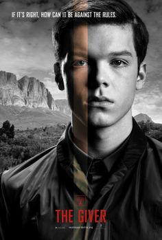 If it's right, how can it be against the rules.  Cameron Monaghan is Asher.  The Giver, in theaters 8/15/14. #TheGiver