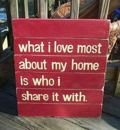 Sharing home