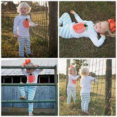Pumpkin Knit Unisex PJs Toddler Pajamas, Pjs, Girl Outfits, Pumpkin, Unisex, Knitting, Girls, Clothes, Baby Clothes Girl