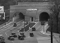 pittsburgh tunnel - Google Search