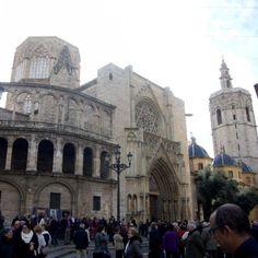 https://flic.kr/p/G6gWJ4 | Catedral de Valencia y El Miguelete.