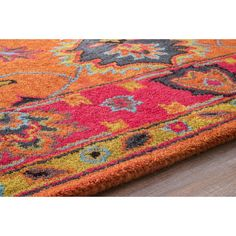 Found it at Wayfair - Remade Multi Montesque Area Rug