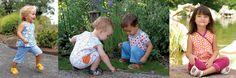 Kiwi Industries, Organic Children's Clothing - Organic Onesies