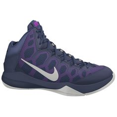 3da0d832f07e Nike Zoom Without A Doubt - Men s - Basketball - Shoes - Midnight  Navy Metallic