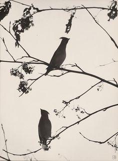Martin Martinček: Vtáci III.:1960 - 1970