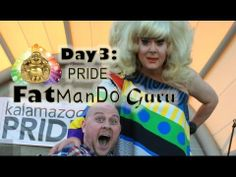 Pride 2014:  Overcoming social anxiety and loving yourself just who you.  Watch this #FatManDo