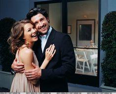 Grey's Anatomy (Meredeth and Derek)