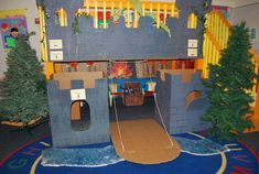 Laguna Preschool Curriculum: Castle- Imaginary Play