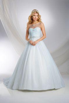 5ce7c6c8ff Alfred Angelo Bridal Style 244 (Cinderella) from Disney Fairy Tale Bridal