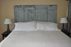 testata letto in legno riciclato - Cerca con Google   Beds ...