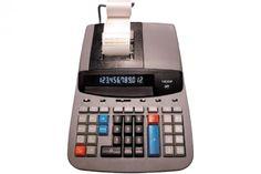 Calculadora Profesional con impresora JET CJ-1283PD #tecnologia #productos