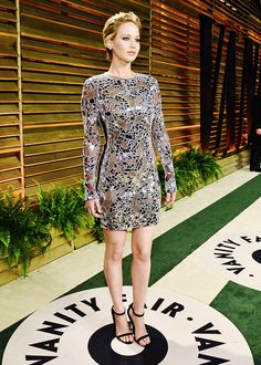#JenniferLawrence at the #VanityFair 2014 #Oscar Party http://www.panempropaganda.com/movie-countdown/2014/3/3/jennifer-lawrence-liam-hemsworth-and-elizabeth-banks-at-the.html/